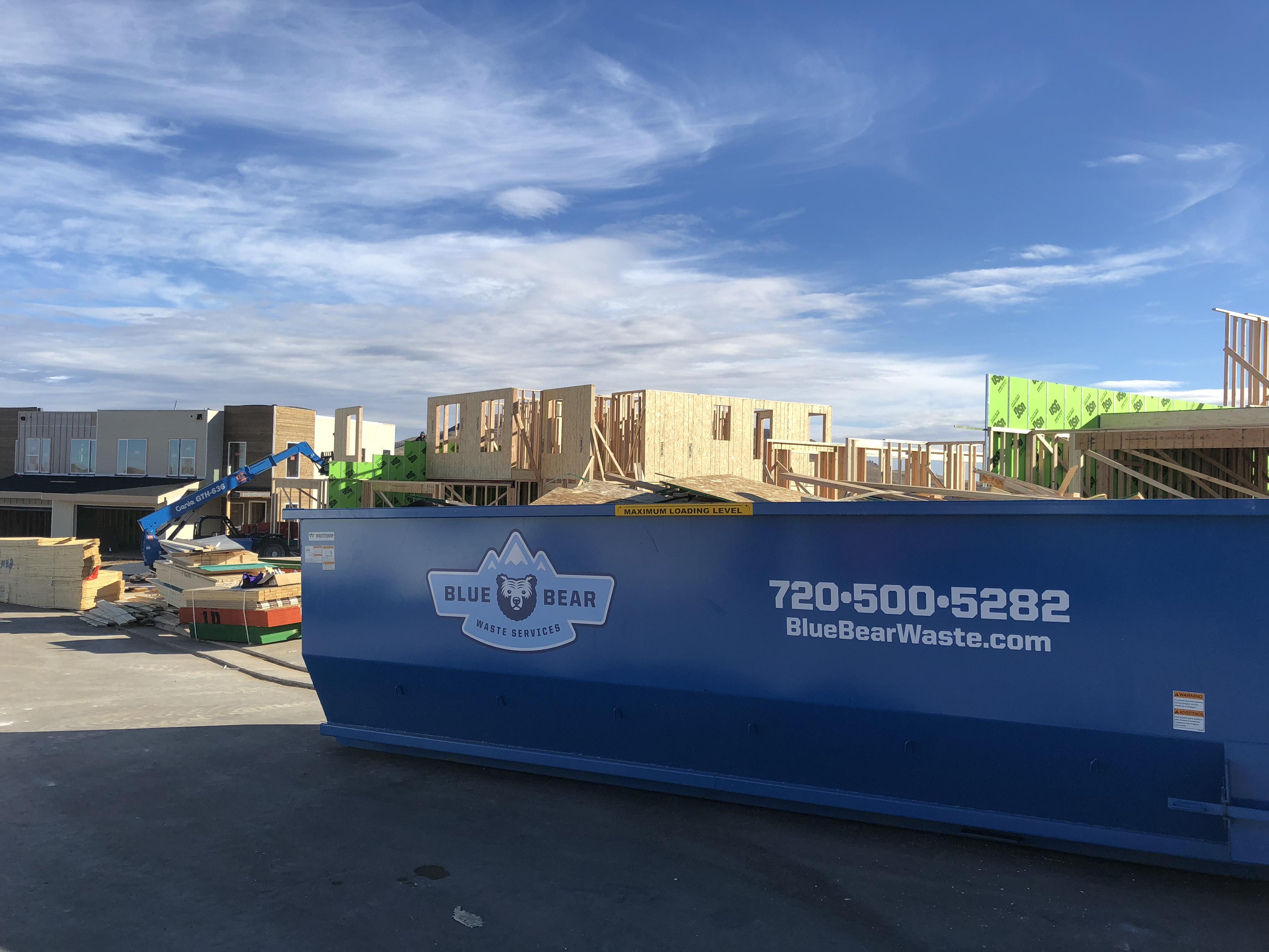 Homeowner_Dumpster_Rental - Blue_Bear_Waste