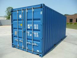 Storage Container Rentals - Blue Bear Waste